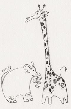 Elephant_Giraffe